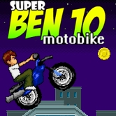 Ben 10 Motobike