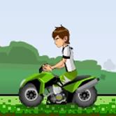 Ben ATV escape