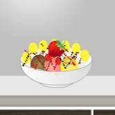 Cooking Banana Split