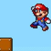 Mario Star Scramble 2
