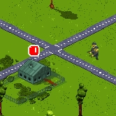 Outpost Combat
