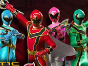 Play Power Rangers Training