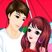 Romantic Rainy Valentine