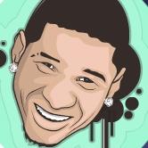 Usher Fan Makeover